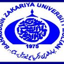 Bahauddin Zakariya University Multan Latest News 2018 About Admission & Exams