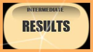 Inter FA, FSc, ICom Par 1 & 2 Result 2018