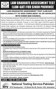 law-gat-sindh-2016-nts-form-result