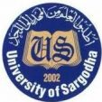 University of Sargodha Main Campus Admission 2017
