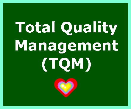 Scope of Total Quality Management (TQM) in Pakistan