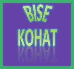 BISE Kohat Board