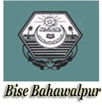 Bahawalpur Board Matric 9th & 10th Class Date Sheet 2018