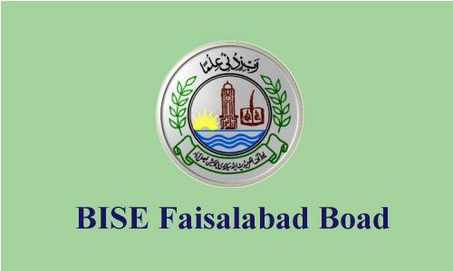 BISE Faisalabad Board