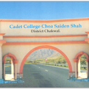 Cadet College Choa Saiden Shah Chakwal Admission 2017