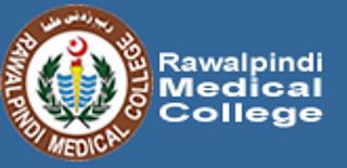 Rawalpindi Medical College MBBS & BDS Merit List 2017
