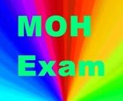 Moh Exam