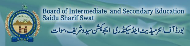BISE Swat Board 9th, 10th Class Model Papers 2018