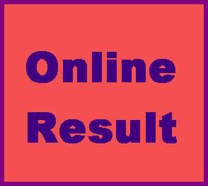 Online Result 2018