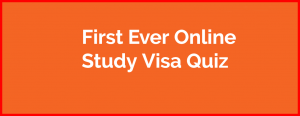 First Ever Student Visa Online Quiz, Expected Questions with Answers