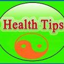 Top Ten Health Tips in English & Urdu Languages