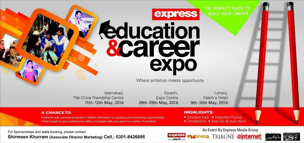 Express Education & Career Expo 2021
