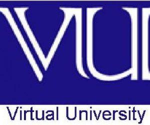 Virtual University (VU) Admission Procedure, Fee & Courses
