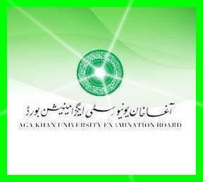 Aga Khan Board Result 2020