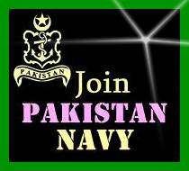 Join Pakistan Navy 2020 As Female Steward (Sailor)