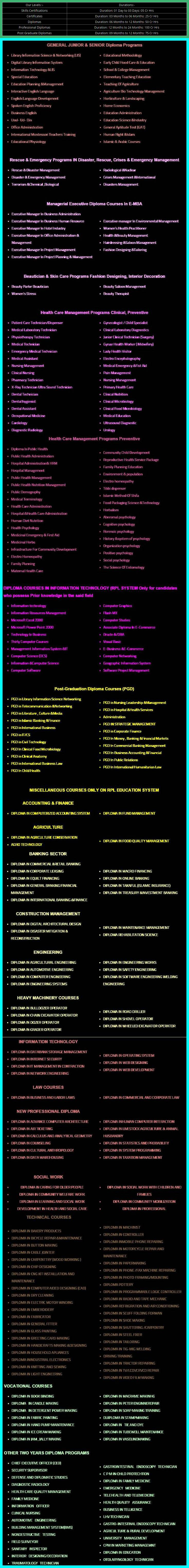 All Skill Development Council SDC Courses- Benefits, Career & Scope