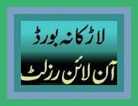 BISE Larkana Board Inter Part 1 & 2 Result 2019 by Roll No & Name