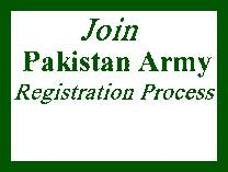 Join Pak Army