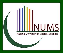 National University of Medical Sciences NUMS PG Admission 2021