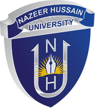 Nazeer Hussain University Admission 2020