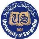 University of Sargodha UOS Postgraduate Admission 2018 in MSc, MS, MPhil & Phd