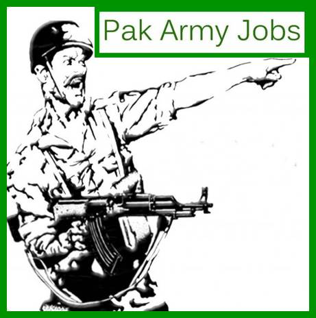 Join Pak Army As JCO Naib Khatib and Soldier 2020