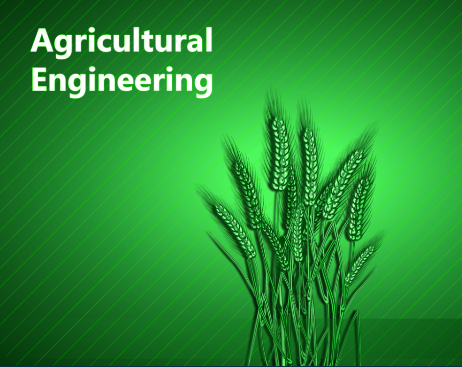 Scope Of Agricultural Engineering In Pakistan