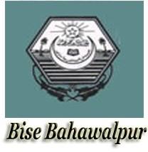 Bahawalpur Board Matric 9th & 10th Class Date Sheet 2018