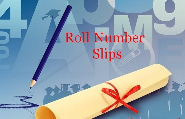 Peshawar Board Matric & Inter Roll No Slips Download 2021