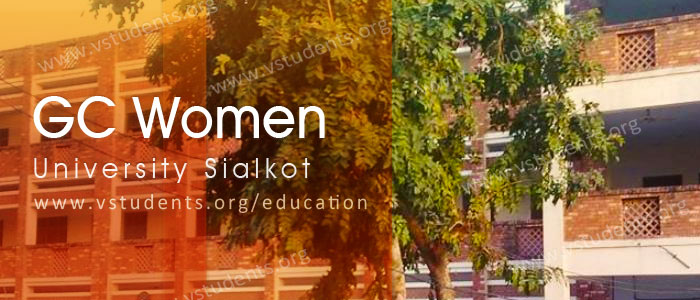 GC Women University Sialkot Inter 1st Year Admission 2021