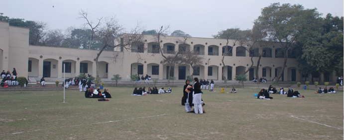 Government Postgraduate College For Women Gulberg 1st Year Admission 2019