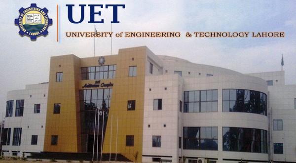 UET Lahore Postgraduate Admission 2020, Form, Last Date