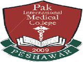 Pak International Medical College Peshawar MBBS Merit List 2017 1st, 2nd, 3rd