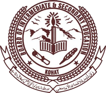 BISE Kohat Board Latest News About Annual & Supplementary Exams 2019