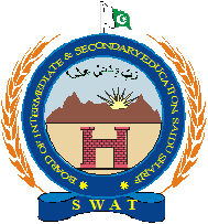 BISE Swat Board 9th, 10th Class Model Papers 2020