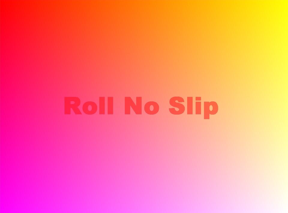 Roll No Slip 2020