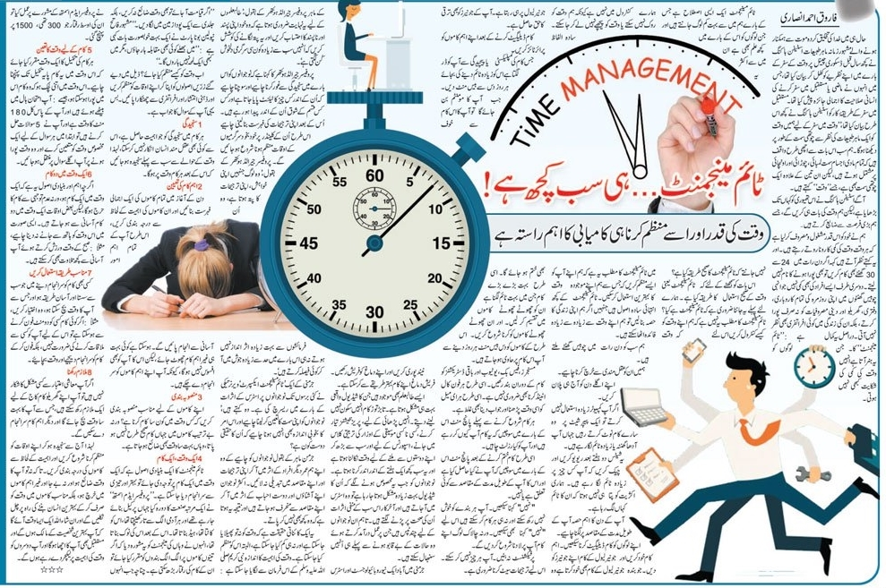 Learn The Art of Time Management, Tips