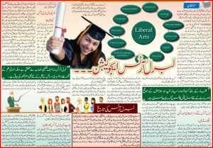 Scope of Liberal Arts, Career Tips in Urdu & English