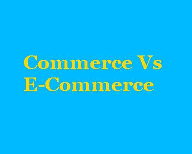 Future & Scope of Commerce & E-Commerce in Pakistan