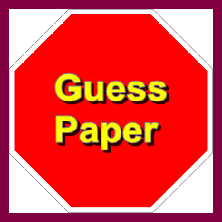 Guess Paper