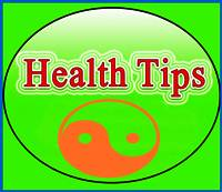 Top Ten Health Tips in English & Urdu Languages