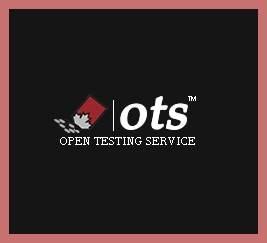 Open Testing Service (OTS)