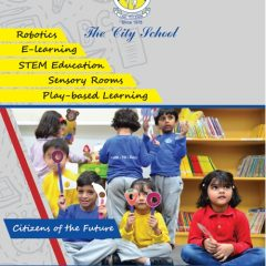 The City School TCS Admission 2021 in PG to 9th/O-Level