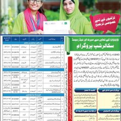 All About USAID & HEC Scholarships 2020 – Form Download